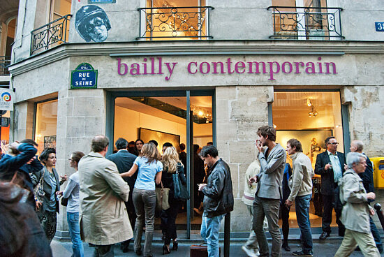 Galerie Bailly Contemporain Paris 2011