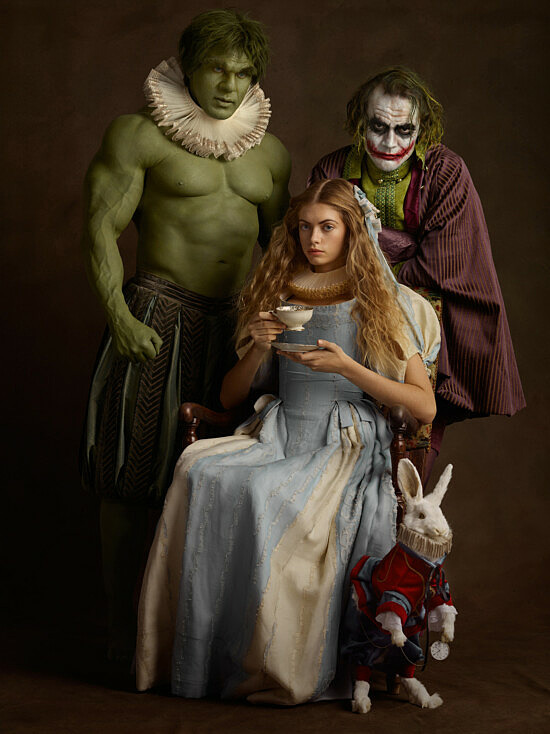 SuperHerosFlamands_Hulk_Joker_Alice_009